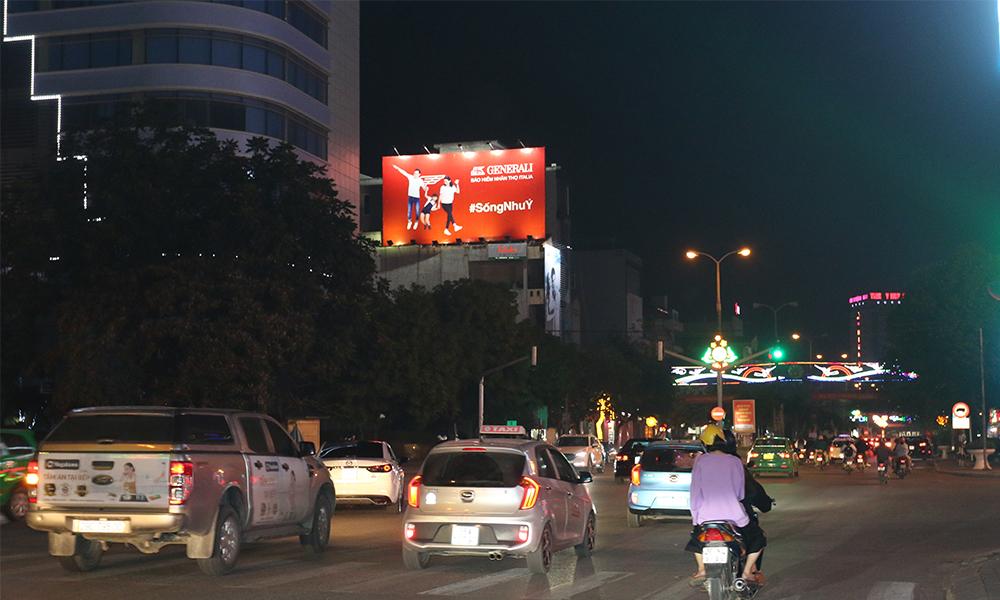 Quảng cáo ngoài trời Thanh Hóa đang ngày một phát triển mạnh mẽ hơn.