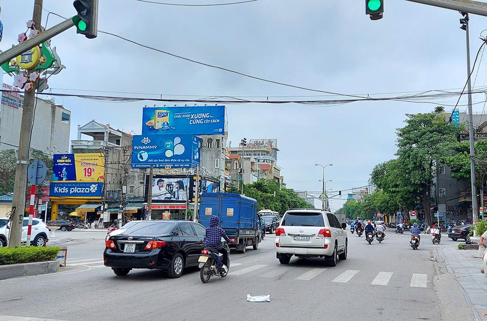 Book quảng cáo ngoài trời tại Thành phố Thanh Hóa