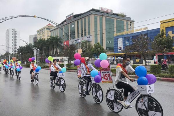Vậy Roadshow là gì? Và hình thức Roadshow bằng xe đạp có ưu điểm như thế nào?