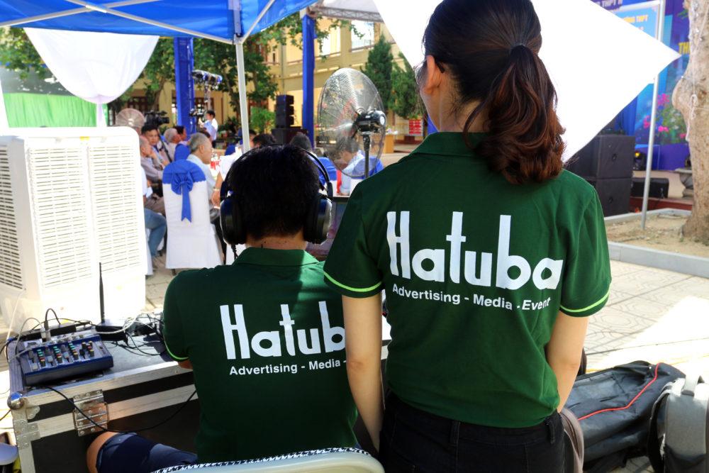 Hatuba - đơn vị tổ chức sự kiện chuyên nghiệp