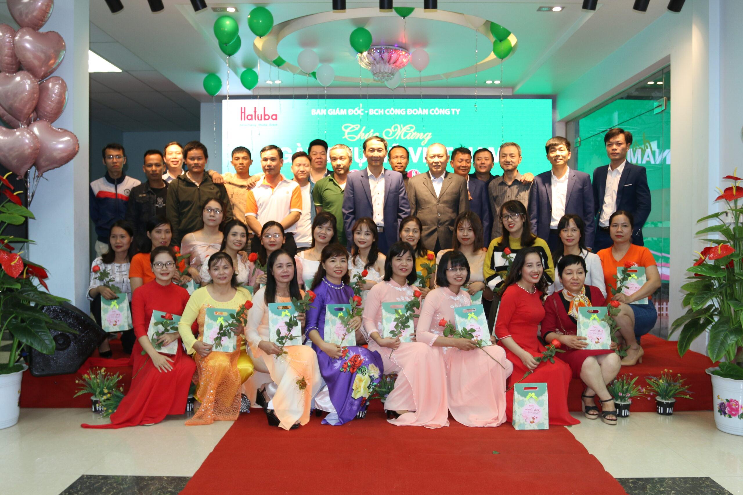 Công ty TNHH Hatuba tổ chức buổi tọa đàm chào mừng ngày 20-10