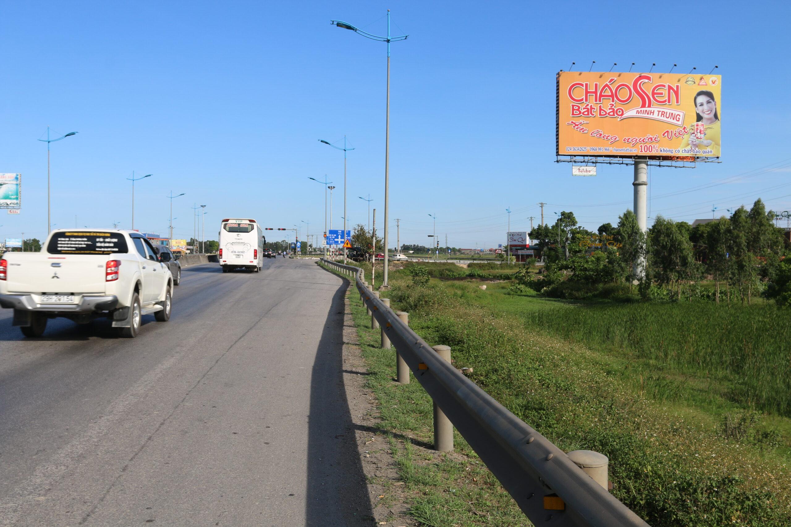 Quảng cáo trên billboard có chi phí cao