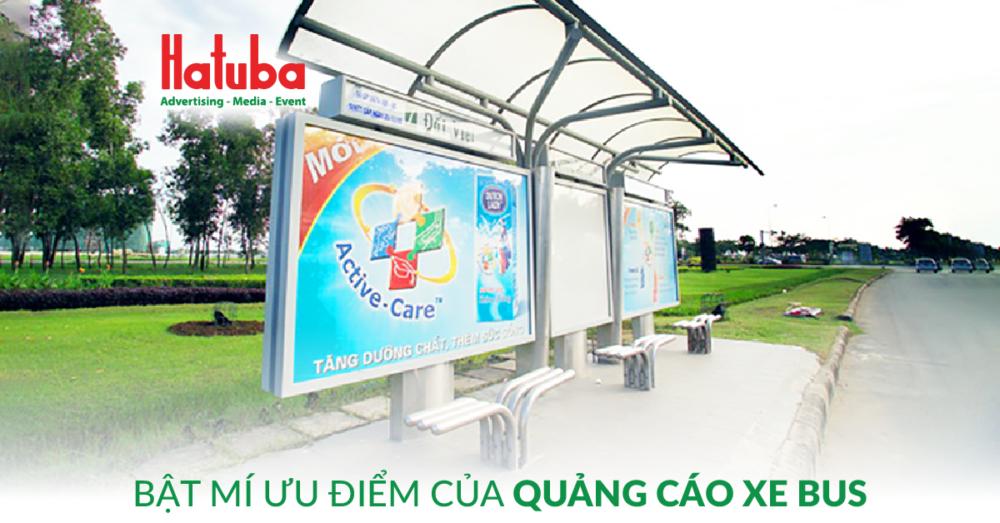 ưu điểm của quảng cáo xe bus