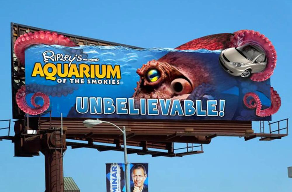 Quảng cáo billboard ngày càng đa dạng được nhiều thương hiệu lựa chọn