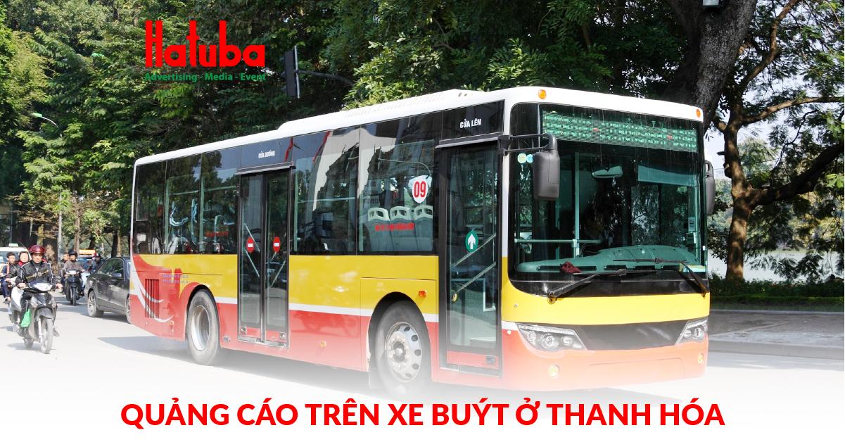 Quảng cáo xe buýt Thanh Hóa