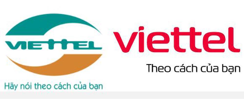Thay đổi logo của viettel