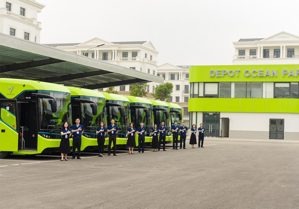 VinBus sẽ tạo nên sự khác biệt, không chỉ nâng cao trải nghiệm di chuyển của người dân