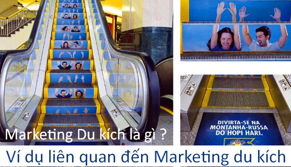 Marketing du kích và một số ví dụ liên quan