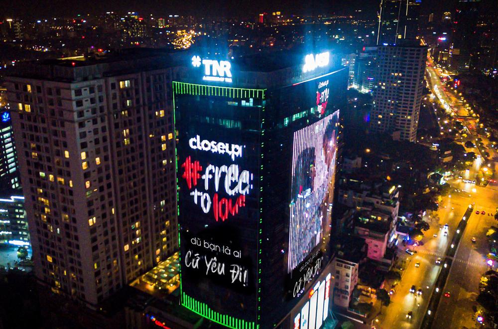 Quảng cáo màn hình led ngày càng trở nên phổ biến